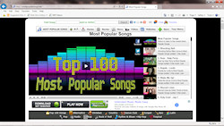 Most Popular Songs Preview